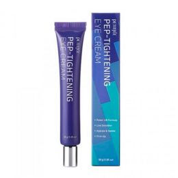 Petitfee Пептидный крем для глаз с лифтинг-эффектом Pep-Tightening Eye Cream